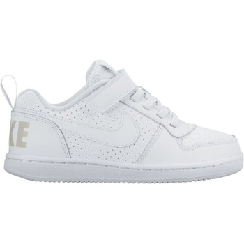 Schuhe Kinder Sneaker Low Nike Court Borough Low Psv Weiß