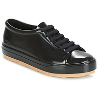 Schuhe Damen Sneaker Low Melissa BE AD. Schwarz