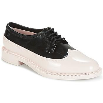 Schuhe Damen Derby-Schuhe Melissa CLASSIC BROGUE AD. Rose / Schwarz
