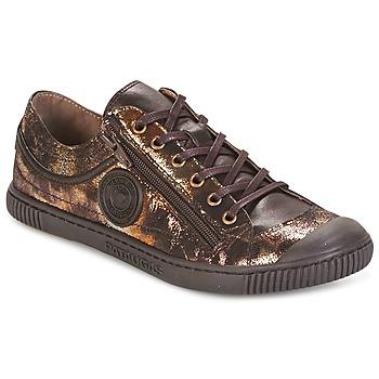 Schuhe Damen Sneaker Low Pataugas BISK Bronze