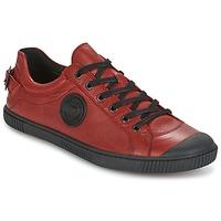 Schuhe Damen Sneaker Low Pataugas BOHEM Rot