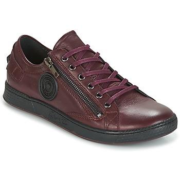 Schuhe Damen Sneaker Low Pataugas JESTER Bordeaux
