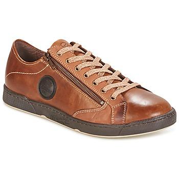 Schuhe Herren Sneaker Low Pataugas JAY Camel