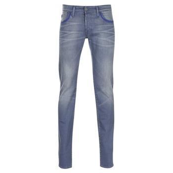 Kleidung Herren Slim Fit Jeans Le Temps des Cerises 711 Grau