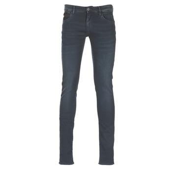 Kleidung Herren Slim Fit Jeans Le Temps des Cerises 711 JOGG Schwarz