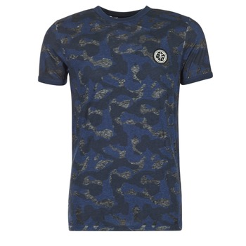 Kleidung Herren T-Shirts Le Temps des Cerises CAMOSTORK Marine