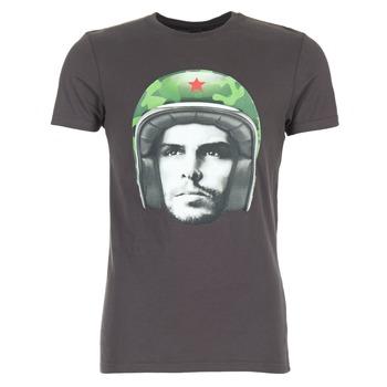 Kleidung Herren T-Shirts Le Temps des Cerises CUBA Grau