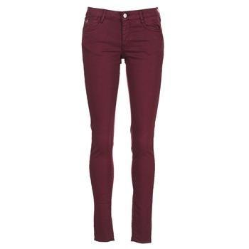 Kleidung Damen Slim Fit Jeans Le Temps des Cerises 316 Pflaume