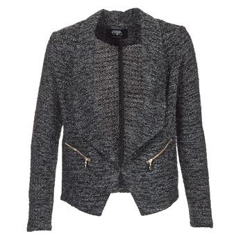 Kleidung Damen Jacken / Blazers Le Temps des Cerises DARLA Grau