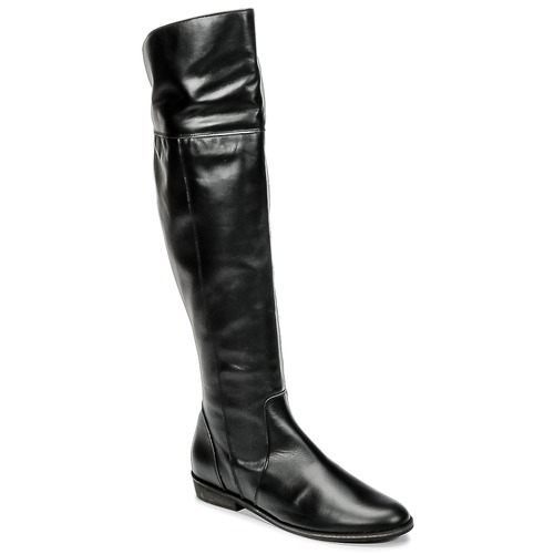 So Size HOLA Schwarz Schuhe Kniestiefel Damen 127,20