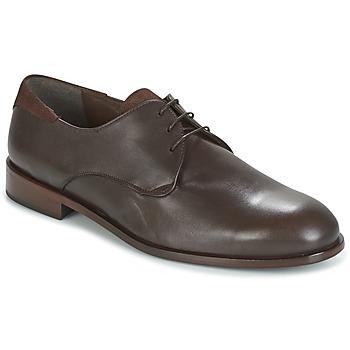 Schuhe Herren Derby-Schuhe So Size HUPO Braun