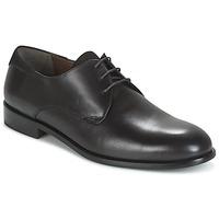 Schuhe Herren Derby-Schuhe So Size HUPO Schwarz
