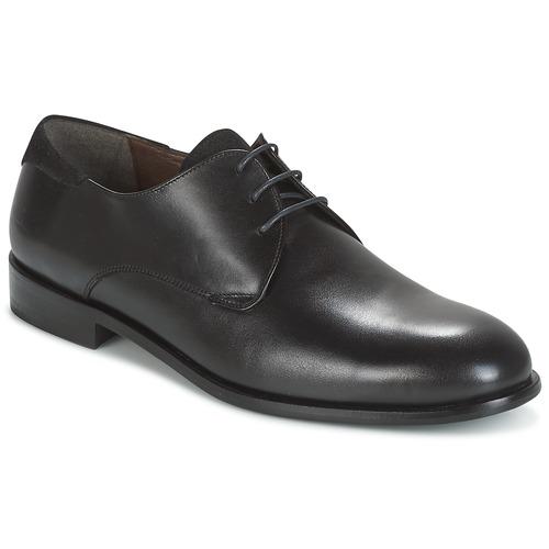 So Size HUPO Schwarz  Schuhe Derby-Schuhe Herren 139