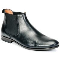 Schuhe Herren Boots Brett & Sons GENOVA Schwarz