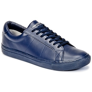 Schuhe Herren Sneaker Low Hackett MYF STRATTON Blau