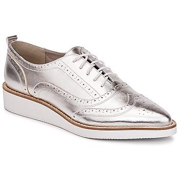 Schuhe Damen Richelieu KG by Kurt Geiger KNOXY-SILVER Silbern