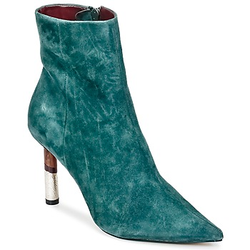 Schuhe Damen Low Boots KG by Kurt Geiger RAINE-GREEN Grün