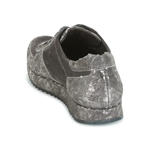 Perlato TINA Grau  Schuhe Sneaker Low Damen 110,40