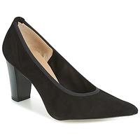 Schuhe Damen Pumps Perlato GARDEL Schwarz