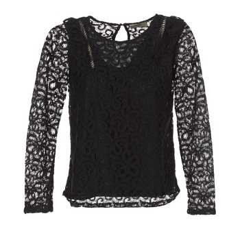 Kleidung Damen Tops / Blusen Betty London HELO Schwarz