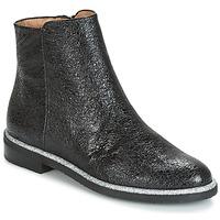 Schuhe Damen Boots Fericelli HOLGANE Schwarz