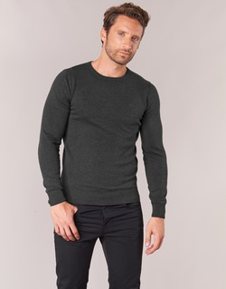 Kleidung Herren Pullover Tom Tailor GRUS Schwarz