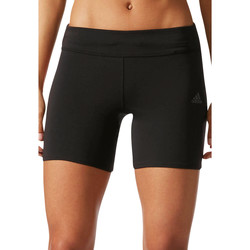Kleidung Damen Shorts / Bermudas adidas Originals Response Short Tight Women Schwarz