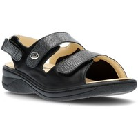 Schuhe Damen Sandalen / Sandaletten Dtorres JULIA BLACK