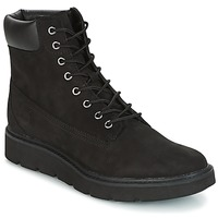Schuhe Damen Boots Timberland KENNISTON 6IN LACE UP BOOT Schwarz