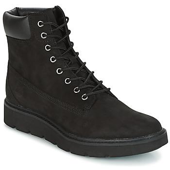 Schuhe Damen Boots Timberland KENNISTON 6IN LACE UP BOOT Schwarz