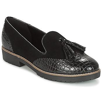 Schuhe Damen Ballerinas Dune London Gilmore Schwarz