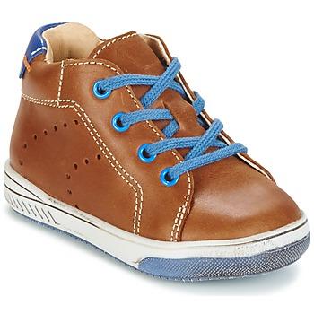 Schuhe Jungen Sneaker High Babybotte ANKARA Camel