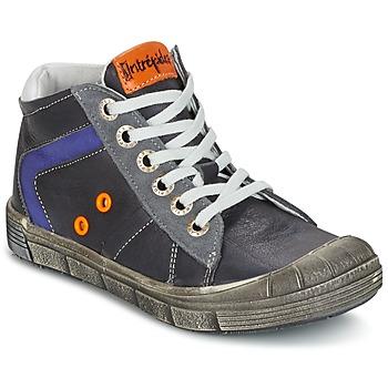 Schuhe Jungen Sneaker High Babybotte KANADA Grau