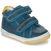 Schuhe Jungen Sneaker High Babybotte ANTILLES Blau
