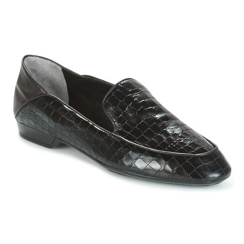 Robert Clergerie FANIN-COCCO-AGNEAU-NOIR Schwarz  Schuhe Slipper Damen 219 219 219 d7cc7b