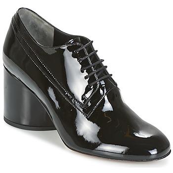 Schuhe Damen Ankle Boots Robert Clergerie KIKI-VERNI-NOIR Schwarz