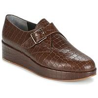 Schuhe Damen Derby-Schuhe Robert Clergerie NONKA-V.COCCO-CHOCOLAT Braun