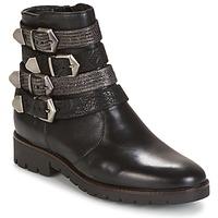Schuhe Damen Boots Dream in Green HOULI Schwarz