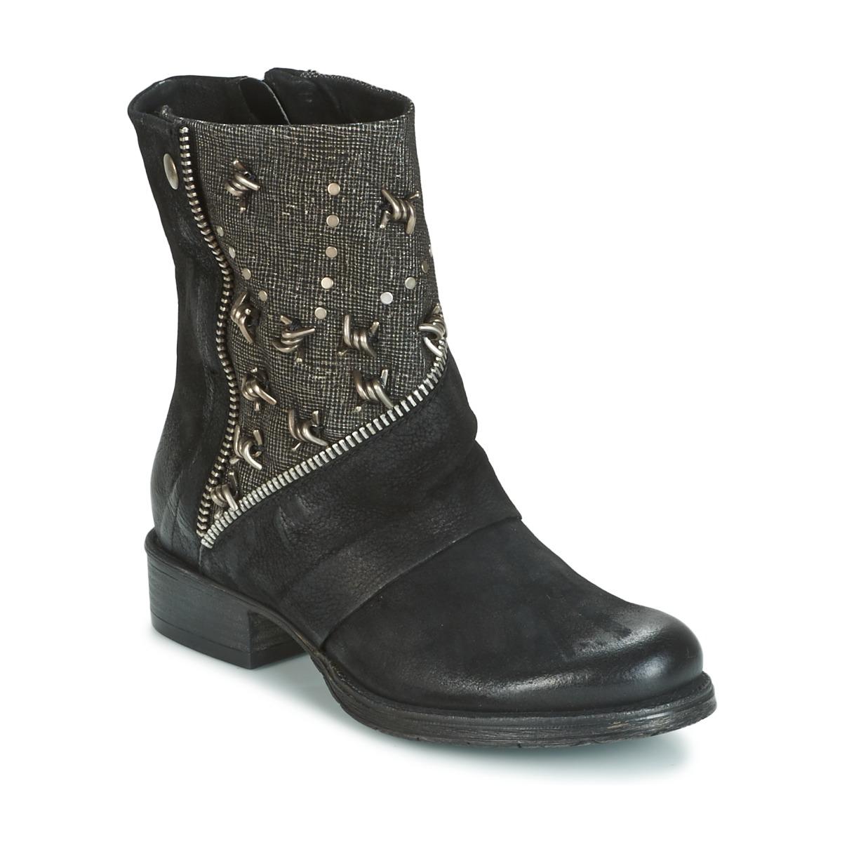 Dream in Green HOULA Schwarz - Kostenloser Versand bei Spartoode ! - Schuhe Boots Damen 83,40 €