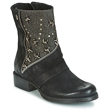 Schuhe Damen Boots Dream in Green HOULA Schwarz