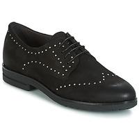 Schuhe Damen Derby-Schuhe Dream in Green HANFA Schwarz