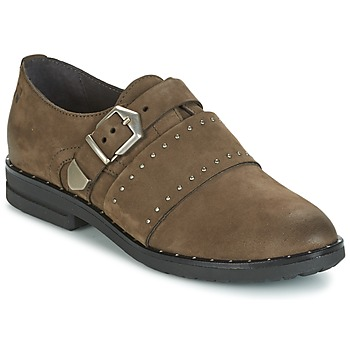 Schuhe Damen Derby-Schuhe Dream in Green HANFOU Maulwurf