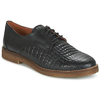 Schuhe Damen Derby-Schuhe Dream in Green HEDINE Schwarz