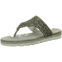 Schuhe Damen Zehensandalen Julia Grey Cute 804.V17 lt.grey