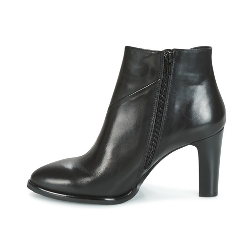 Myma POIR Schwarz  Schuhe Low Boots Damen 139