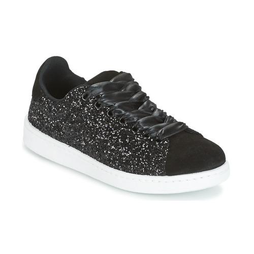 Yurban HELVINE Schwarz  Schuhe Sneaker Low Damen 64,99