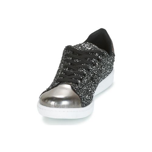 HELVINE  Yurban  sneaker low  damen  grau / glitterfarbe