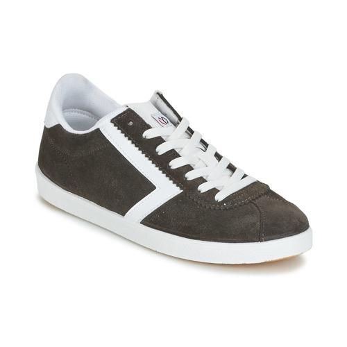 Yurban GUELVINE Grau Schuhe Sneaker Low Damen 32,50