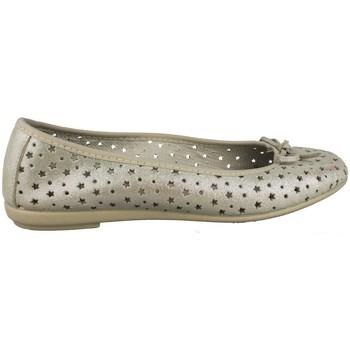 Schuhe Damen Ballerinas Vulladi SERRAJE ESTRELLAS BEIGE