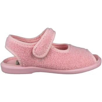 Schuhe Kinder Babyschuhe Vulladi TOALLA ÑAK ROSA